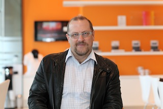Internode founder Simon Hackett
