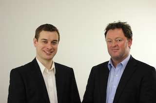 EBS directors Jonathan Martin and Paul Woods
